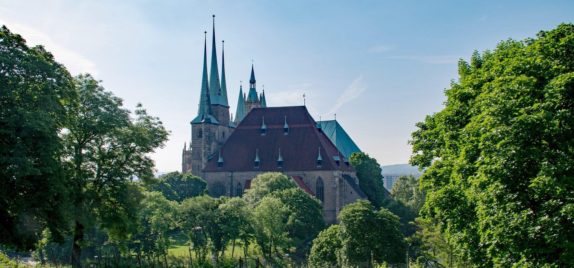 Abschlusskonzert in Erfurt: Kathedralmusik für Orgel