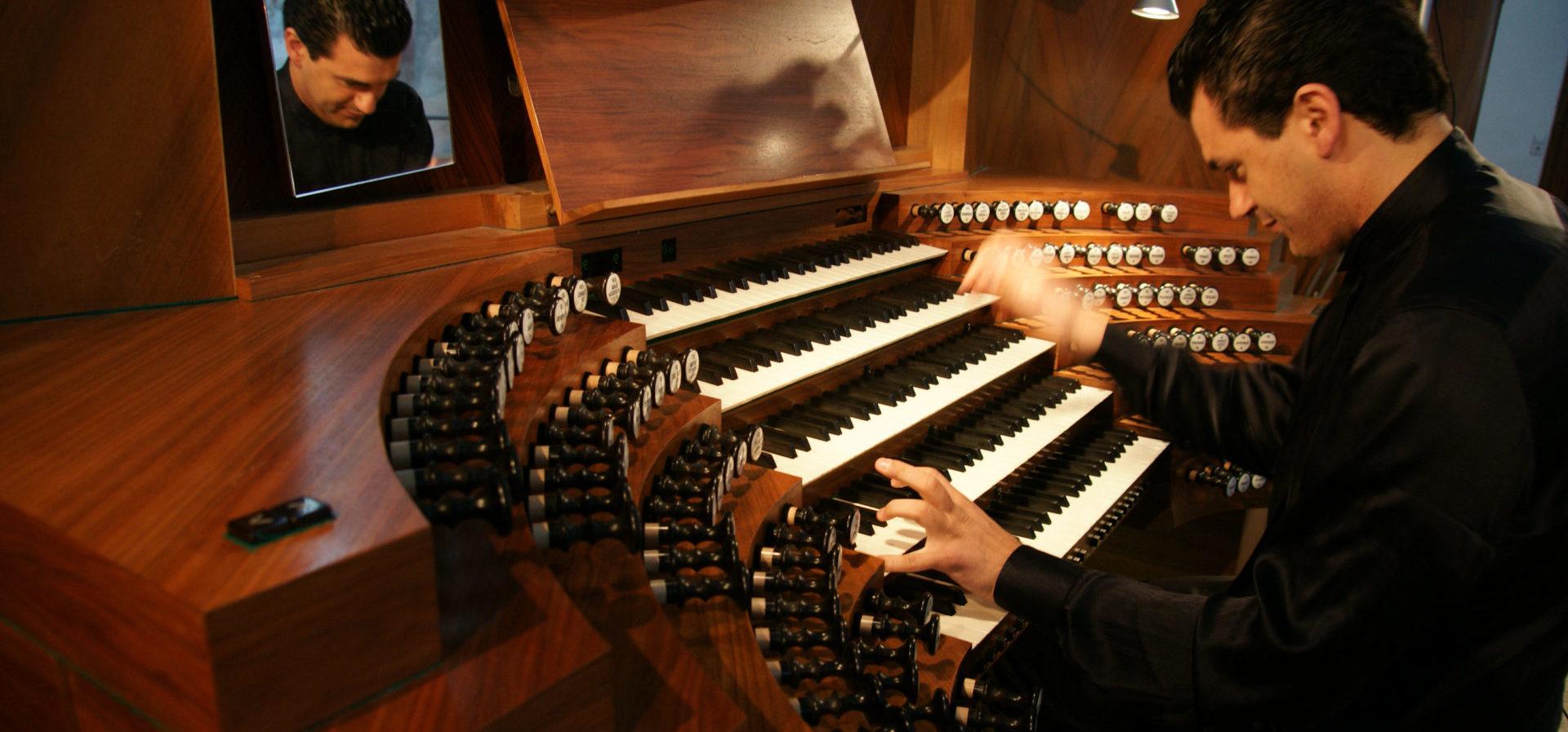 Orgelfeuerwerk