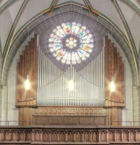 Orgel Stadtkirche Meiningen (1889)