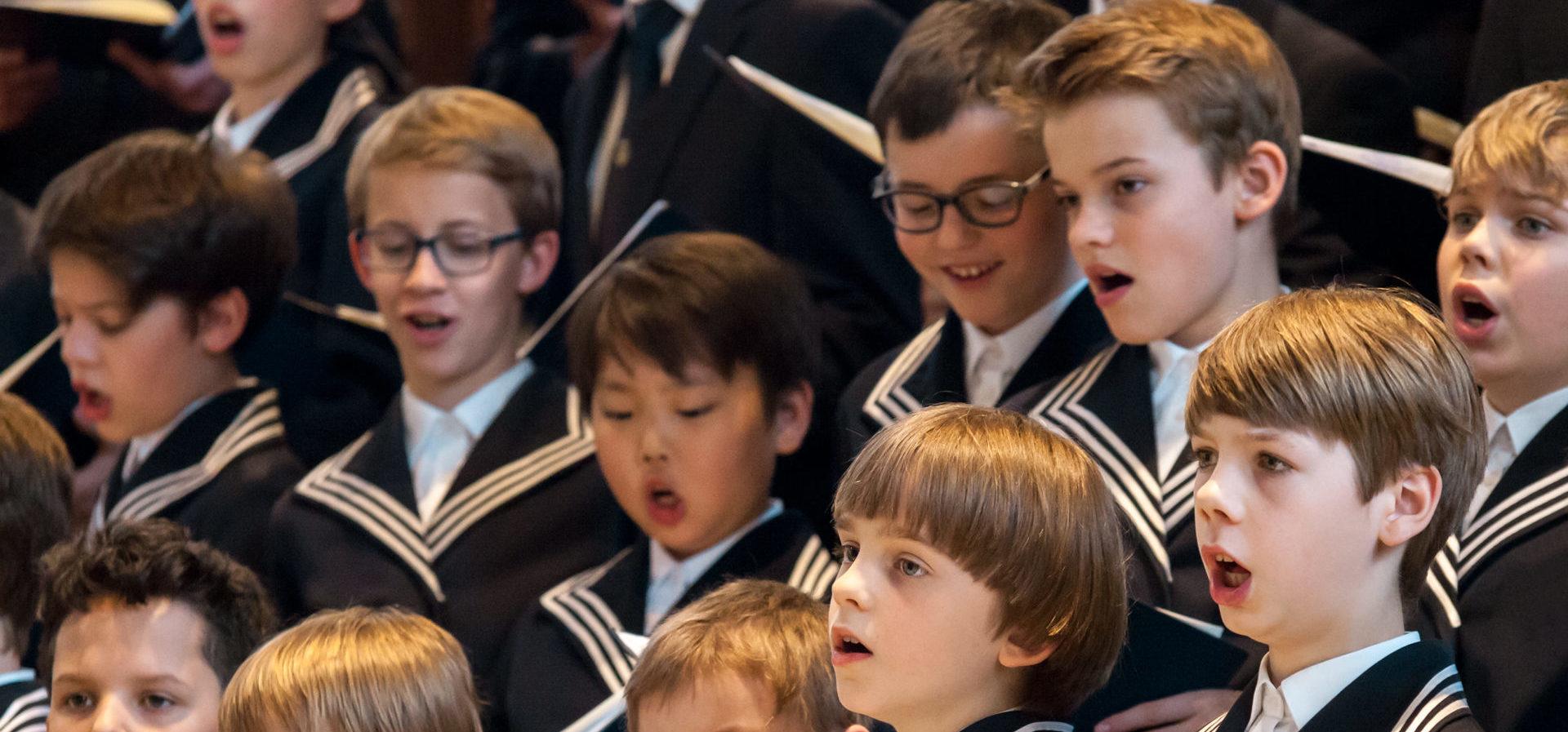 Eröffnungskonzert mit dem Thomanerchor